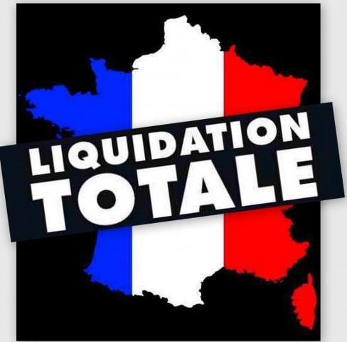 liquidation France