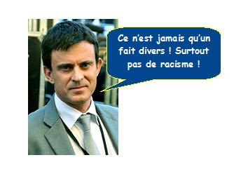 Valls excuse