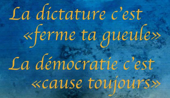 Democratie dicta