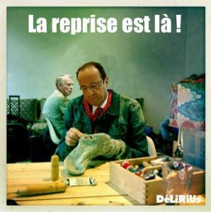la reprise hollande