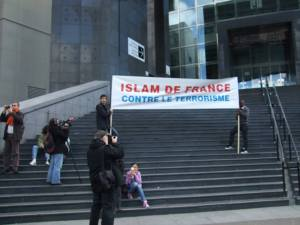 manif islam !!!
