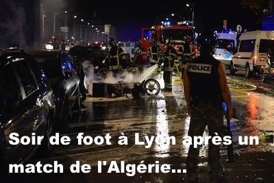 émeute Lyon
