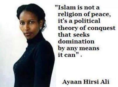 A danger islam