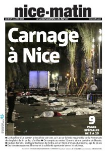 Nice Matin carnage