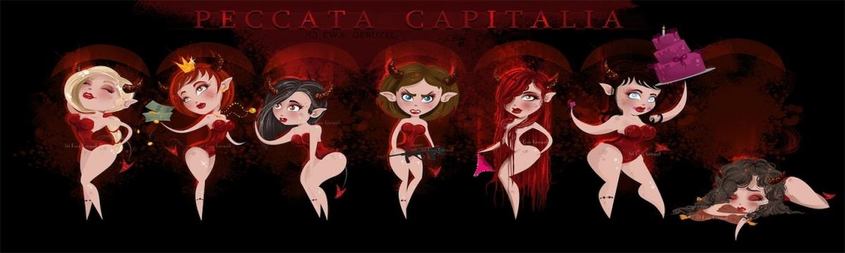 Les 7 péchés capitaux en politique