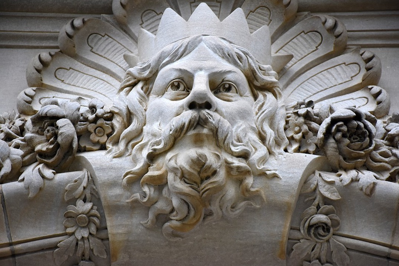 Du haut de son Olympe Jupiter toisait les « RIEN ».
