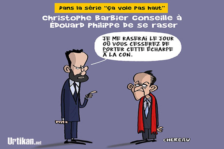 Hey, Macronéron… Arrêtez de foutre le bordel en France !