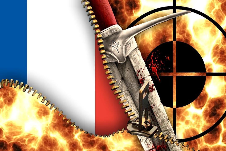 Objectif: destruction France