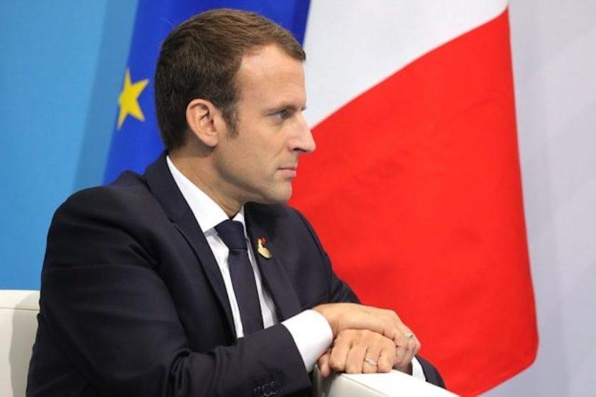 Emmanuel Macron a accordé un interview à la télévision italienne, plus précisément à la Rai, diffusée ce dimanche soir.