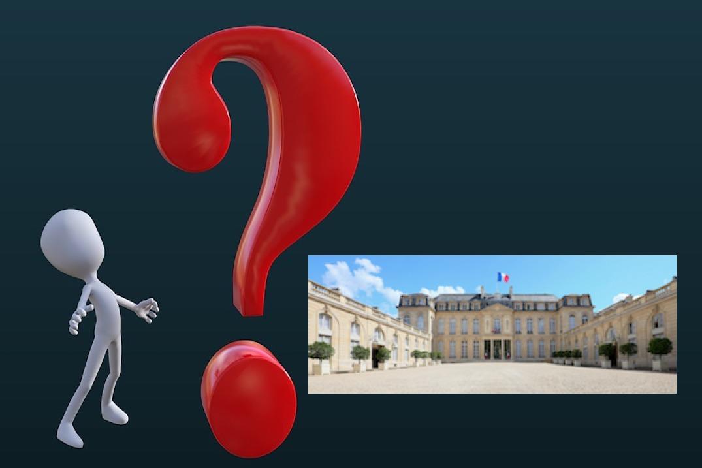 La place de Macreux 1er est-elle bien à l 'Elysée ?