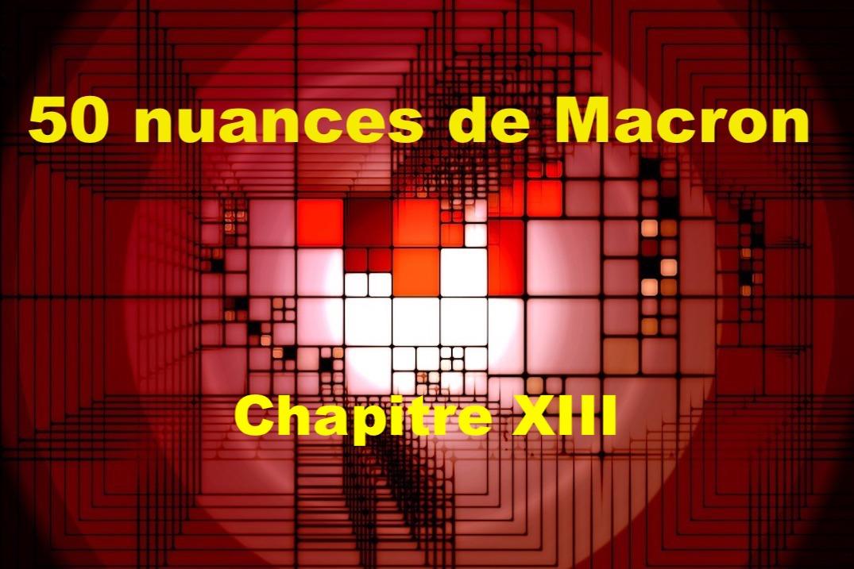 50 nuances de Macron XIII