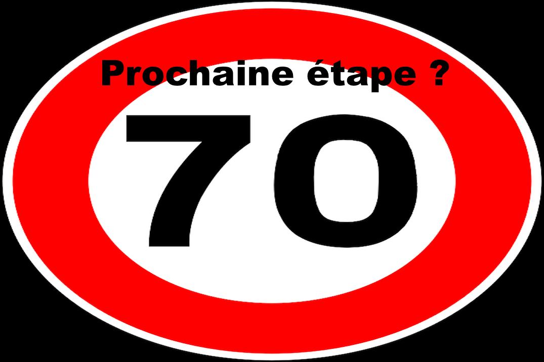 """80 km/h : """"Cessez d'emmerdez les Français"""""""