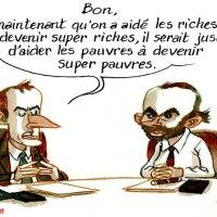 La Macron danse