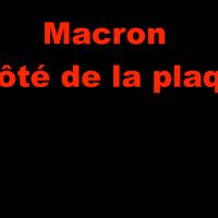 Macron à côté de la plaque...