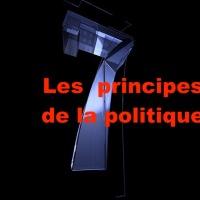 Les 7 principes de la politique