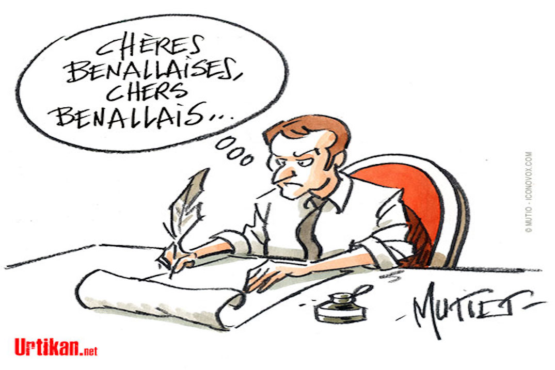 Macron entre illusion et manipulation