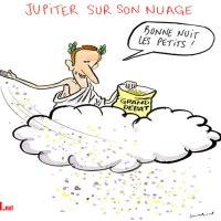 Macron manipulateur