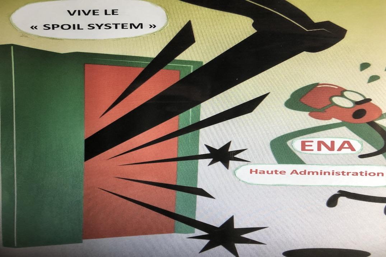 « Spoil System » : éjecter l'ENA du pouvoir