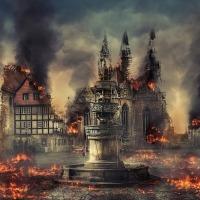 Europe : Eglises Vandalisées...