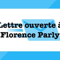 Lettre ouverte à Florence Parly, ministre des Armées.