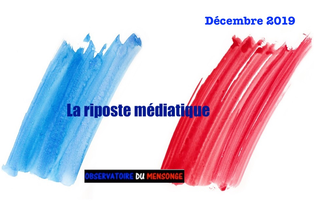 La riposte médiatique N°4