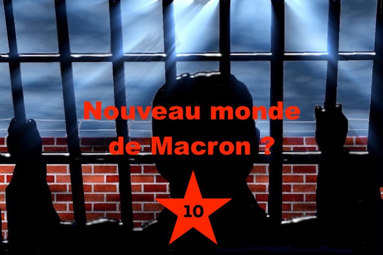 Nouveau monde de Macron #10