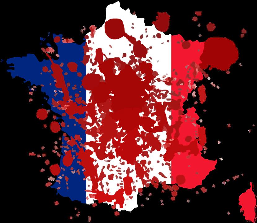 La France ensanglantée