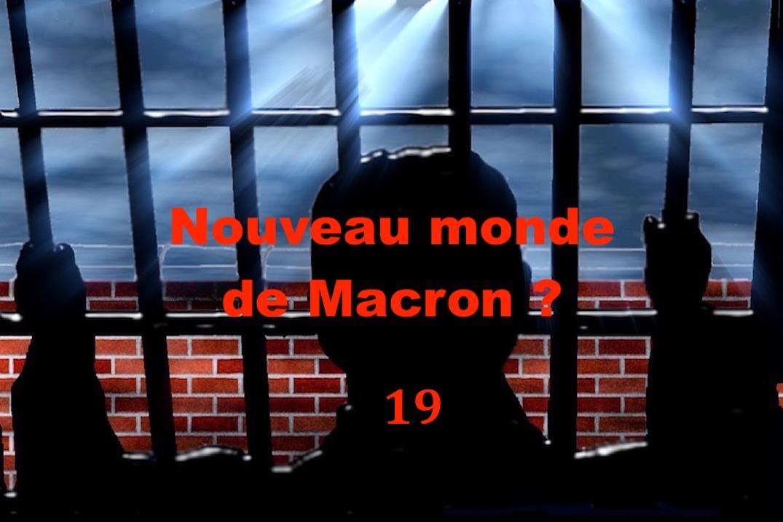 Nouveau monde de Macron #19