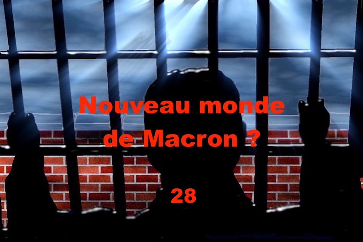 Nouveau monde de Macron #28