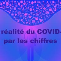 La réalité du COVID-19 par les chiffres