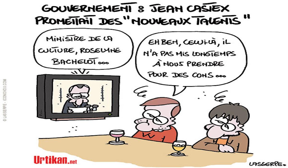 Revue de Castex