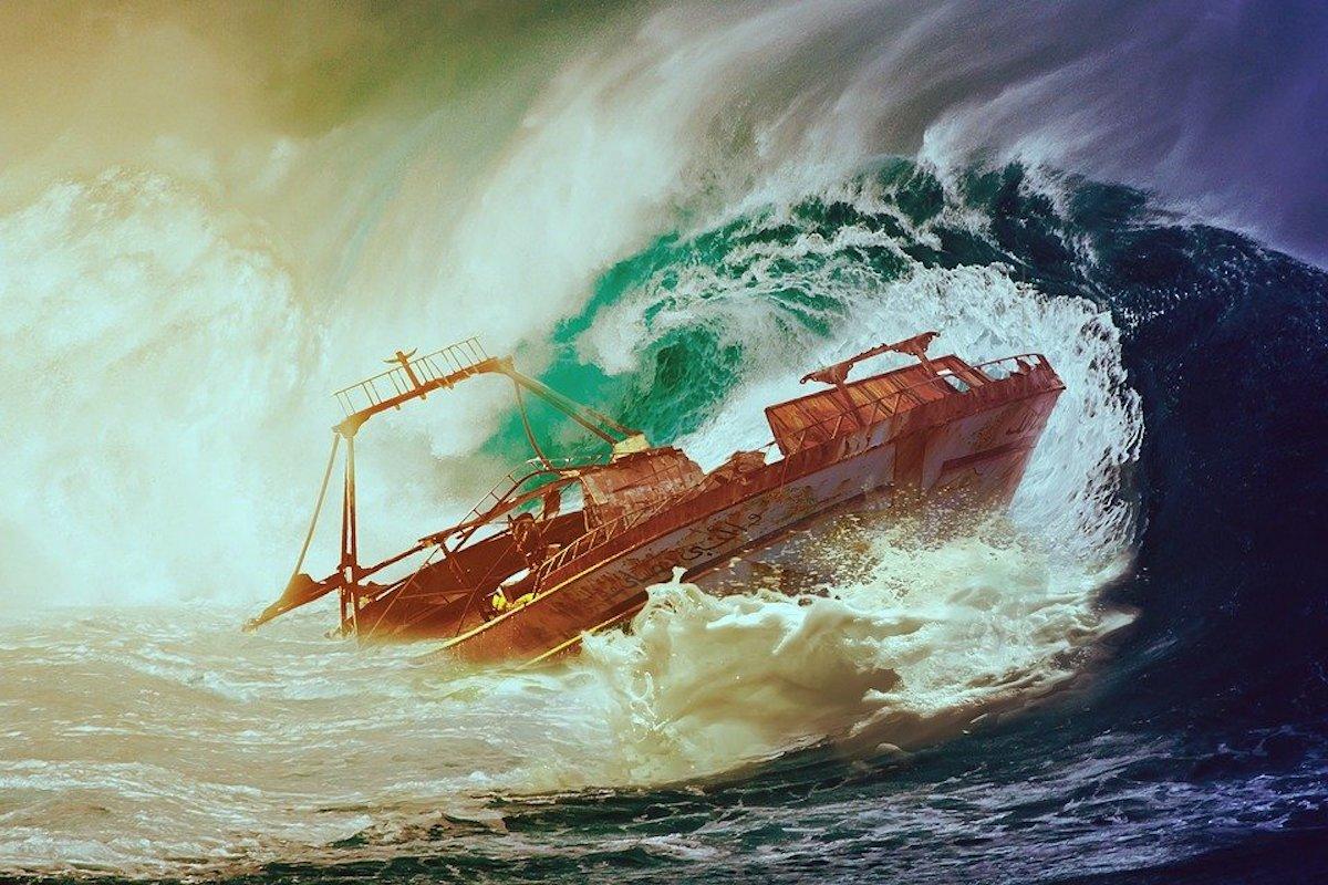 Comme un bateau ivre !