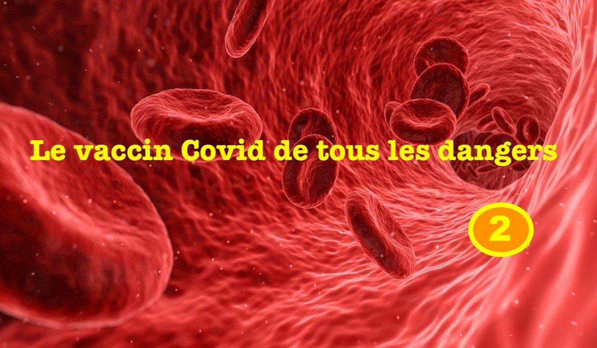 Le vaccin Covid de tous les dangers #2