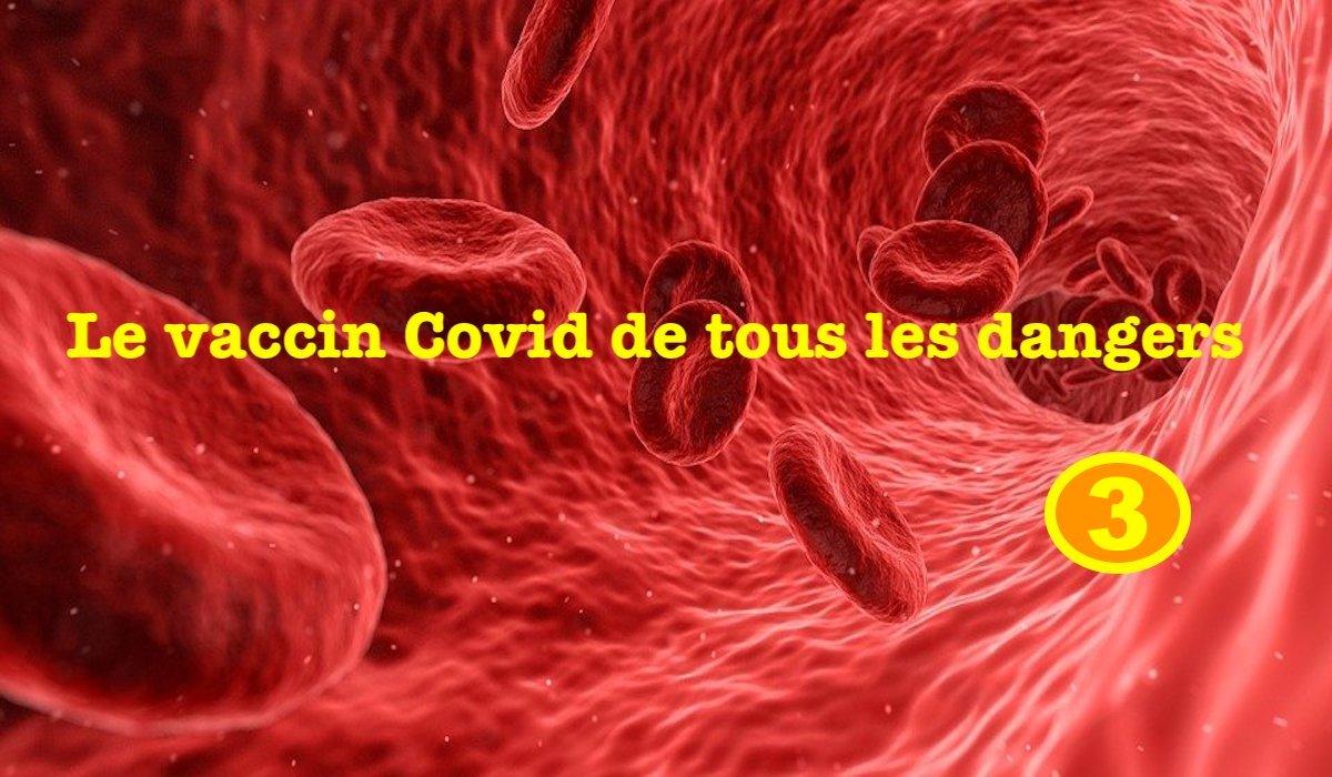 Le vaccin Covid de tous les dangers #3